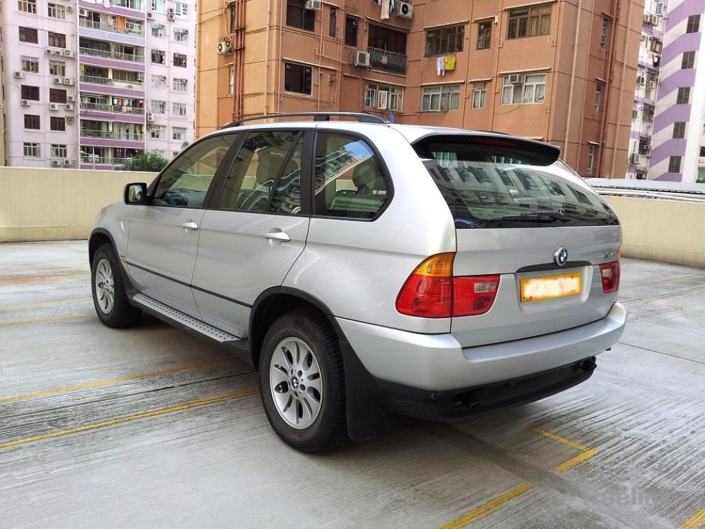 Sun Ling Motors Hk Ltd Bmw X5 3 0i