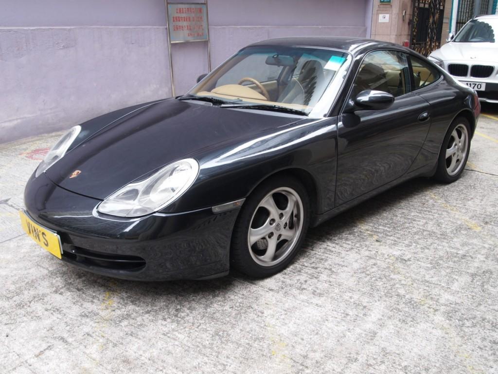 保时捷 996 c2