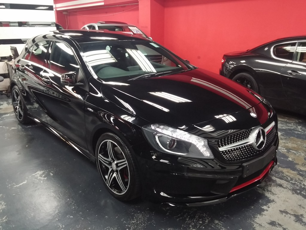 Top gear mercedes benz a250 sport for Sporty mercedes benz