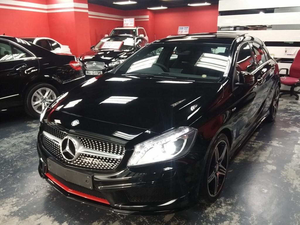 Top gear mercedes benz a250 sport for Mercedes benz service b3