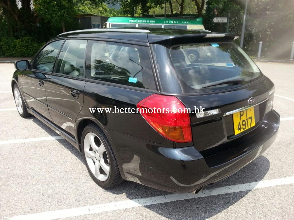 Better Motors Company Limited Subaru Legacy Wagon 2 0