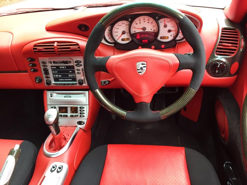 保时捷 996 turbo