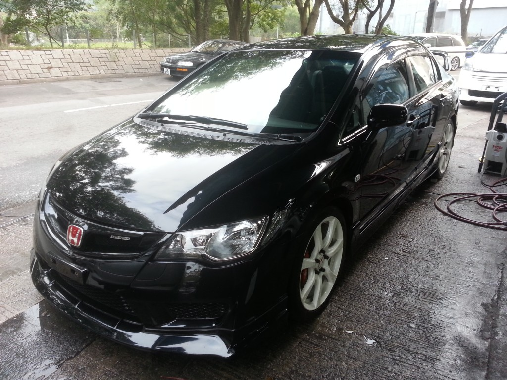 Ming Fung Auto Car Limited - Honda CIVIC Type-R FD2 Facelift
