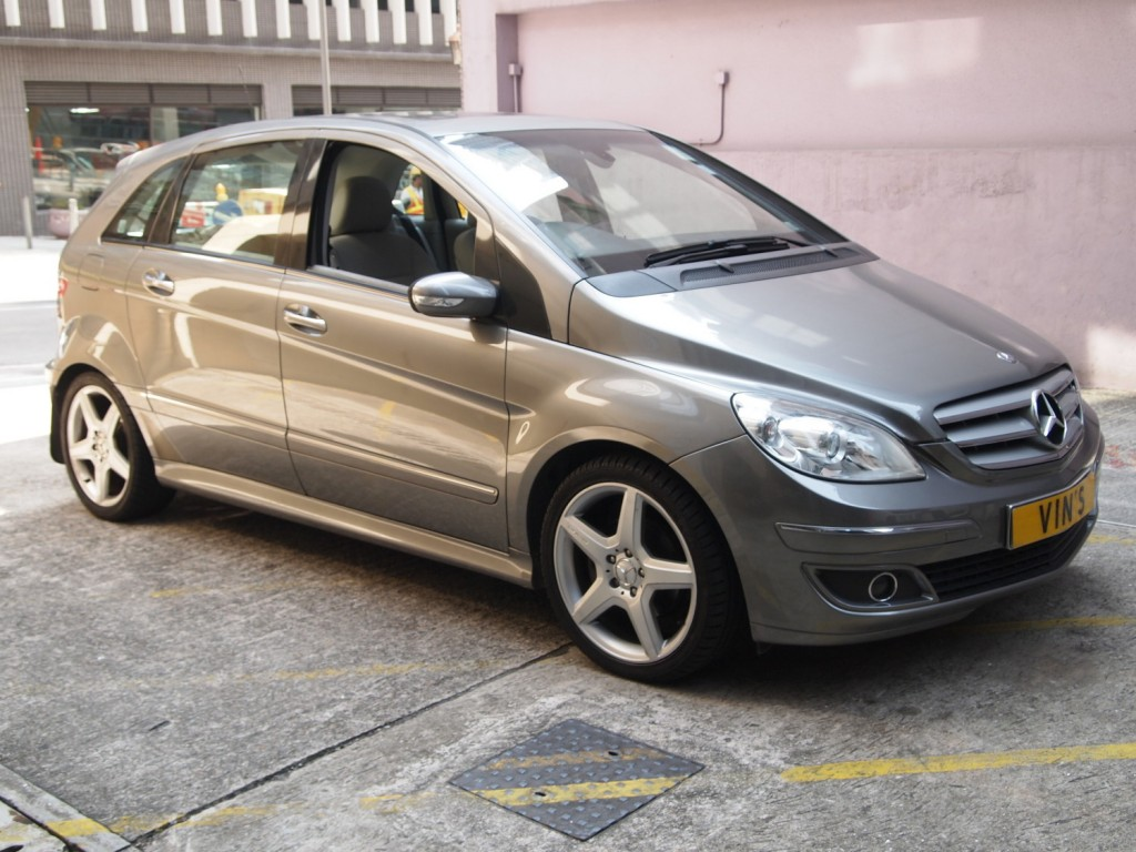 Vin 39 S Motors Company Limited Mercedes Benz B200 Turbo