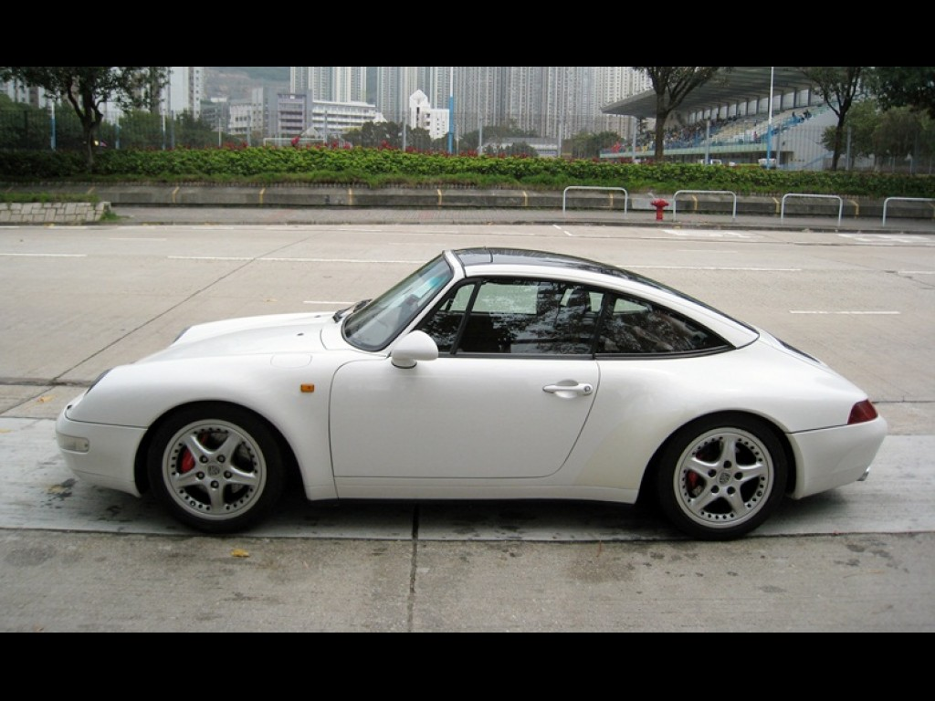 Exclusive Motors Porsche 993 Targa