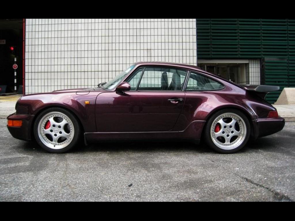 Exclusive Motors Porsche 964 Turbo 3 6