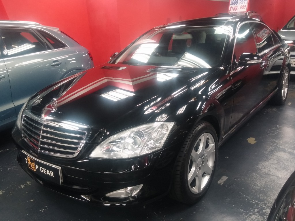 Top gear mercedes benz s350l for B1 service mercedes benz