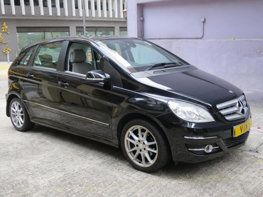 Vin 39 S Motors Company Limited Mercedes Benz B200 Fl
