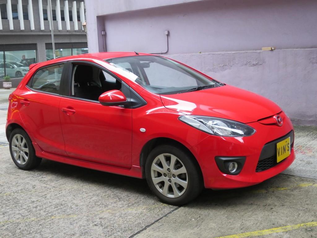 Vin 39 S Motors Company Limited Mazda 2