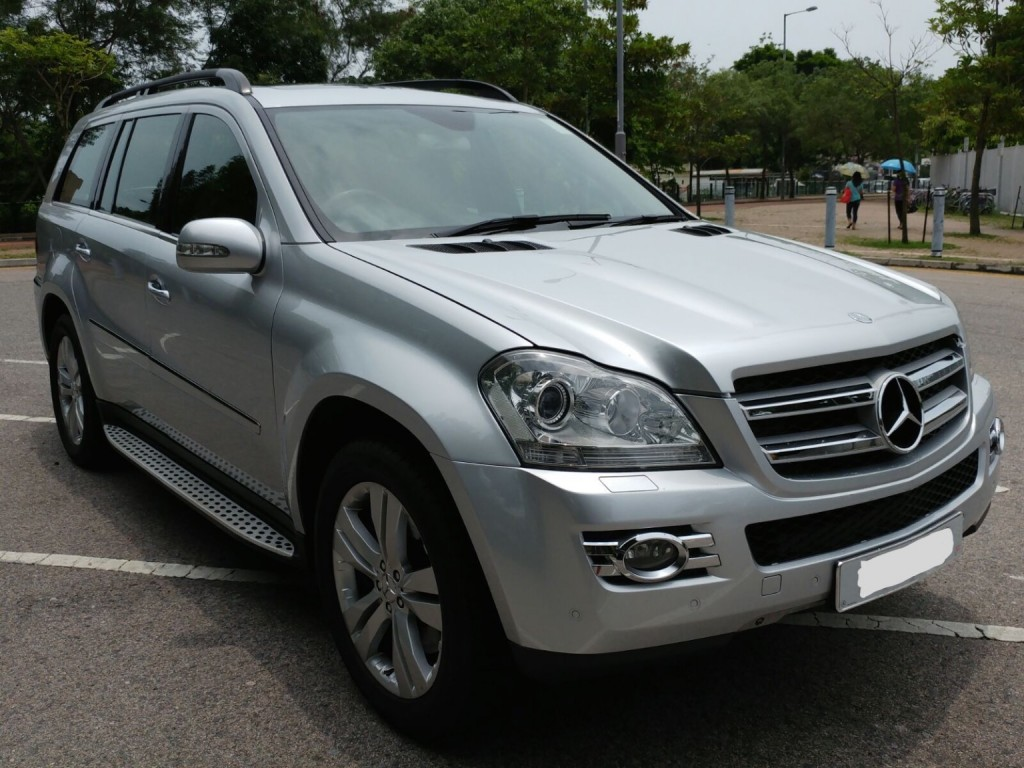 Better motors company limited mercedes benz gl500 for Mercedes benz gl500