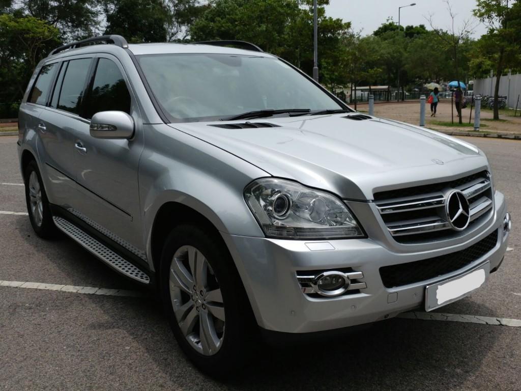 Better Motors Company Limited Mercedes Benz Gl500