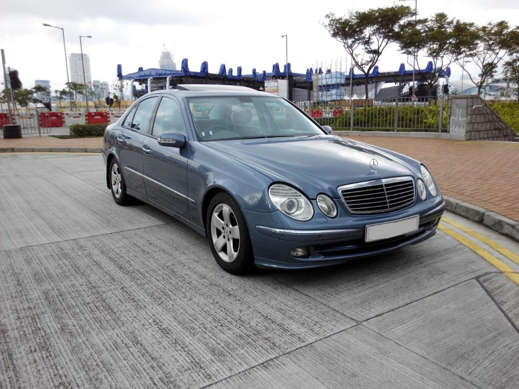Better motors company limited mercedes benz e240 av for B1 service mercedes benz