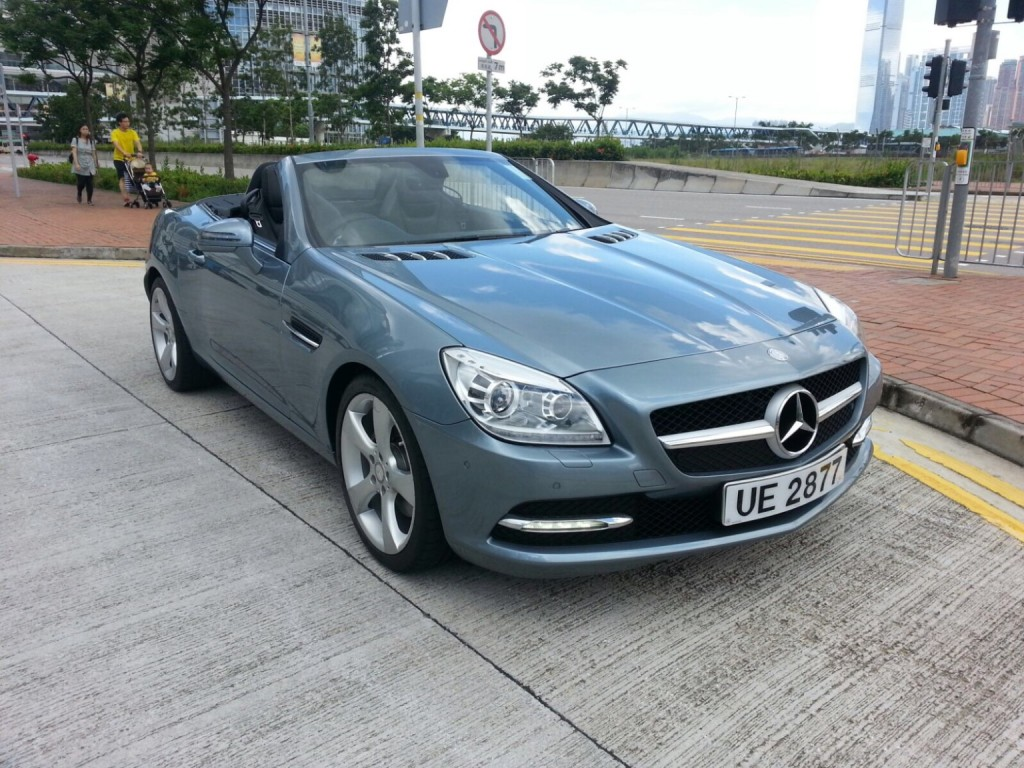 Better motors company limited mercedes benz slk250 for B1 service mercedes benz
