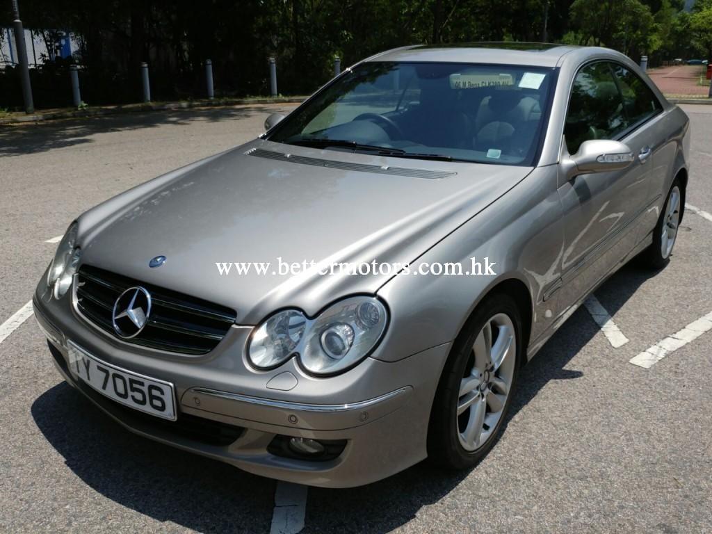 Better motors company limited mercedes benz clk 280 av for Mercedes benz b1 service