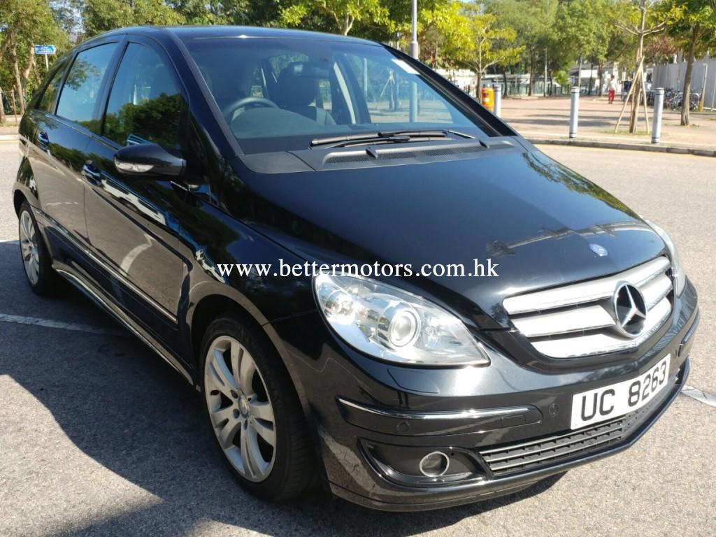 Better motors company limited mercedes benz b200 turbo for Mercedes benz b1 service