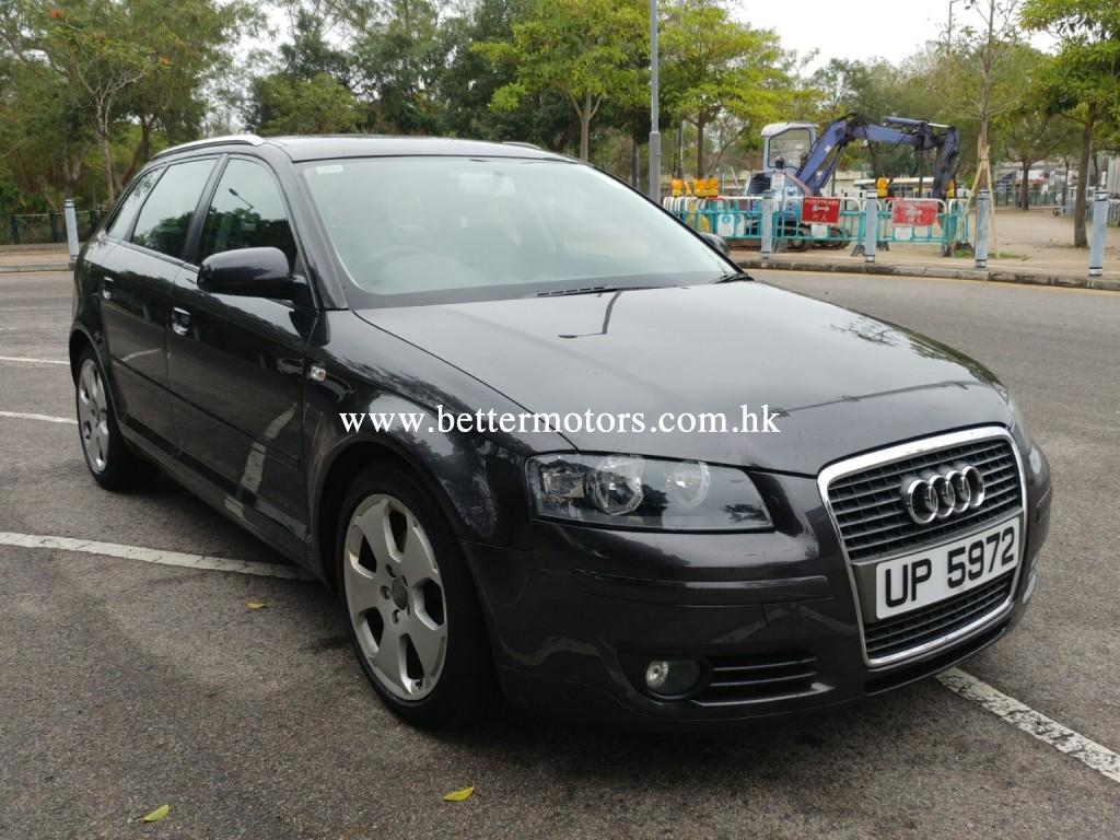Better Motors Company Limited - Audi A3 1.8T