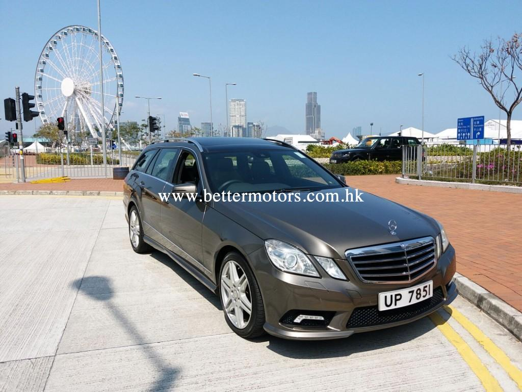Better motors company limited mercedes benz e500 av for Mercedes benz estate cars