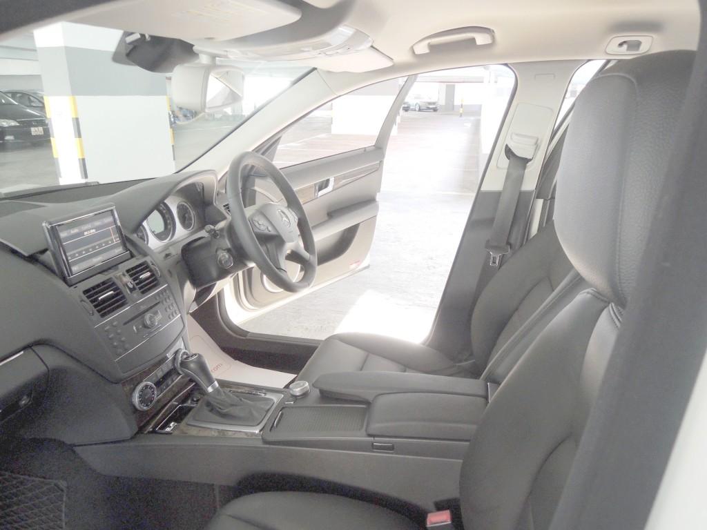 Tak Lee Motors H K Limited Mercedes Benz C200 Kompressor Estate