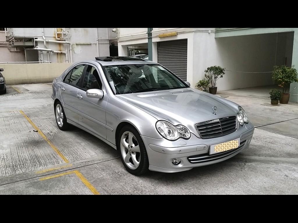 Sun Ling Motors Hk Ltd Mercedes Benz C200 Kompressor