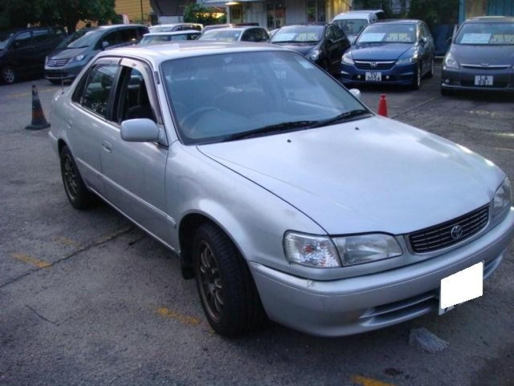 International Motors Services Co  - Toyota Corolla AE110